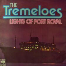 "7"" THE TREMELOES Lights Of Port Royal / Silas CBS 45rpm German-Press orig. 1980"