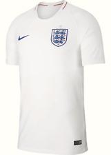 Nike Herren Trikot Jersey Gr.XL England 2018/2019 Dri-Fit Weiß 93011