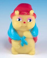 Vintage Hasbro Gloworm Glo Friends Grannybug Finger Puppet 1985 Glow In The Dark
