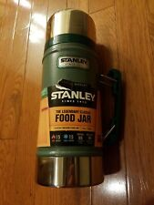 Stanley Classic Legendary Vacuum Insulated Food Jar 24oz – Stainless Steel New