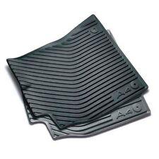 AUDI A4 2009-2015 OEM 8K1061221041 Floor Mat-Premium Rubber Floor Mats - Front