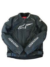 Alpinestars GP Plus R Leather Motorbike Jacket Sports Race 42 EU 52