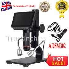ANDONSTAR Digital ADSM302 Microscope fr Mobile Phone Watch Rapair Soldering Tool
