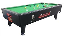 Billard avec monnayeur 1 € Roberto Sport Top Pool 180 cm x 90 cm (6 ft)