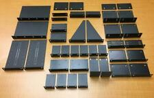 ~ 20 Pairs Of Rack Mounts ~ Rackmount ~ Amp ~ Amplifier ~ DIY ~ Kit ~ Ears  ~