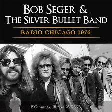 BOB SEGER New Sealed 2018 UNRELEASED LIVE 1976 CHICAGO CONCERT CD