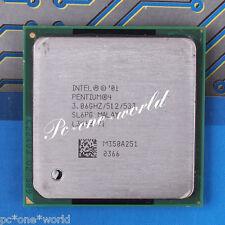 100% OK SL6PG SL6S5 Intel Pentium 4 3.06 GHz Processor CPU