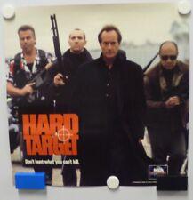 HARD TARGET SUPPLEMENT POSTER 2 1993-Poster