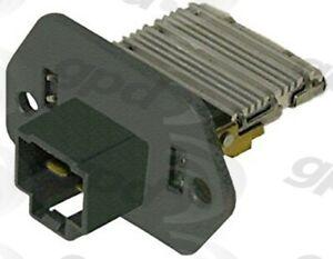 Blower Motor Resistor   Global Parts Distributors   1711733