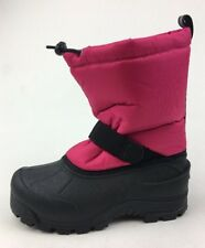 Northside Frosty Snow Boots - Girls Size 2, Berry 1019