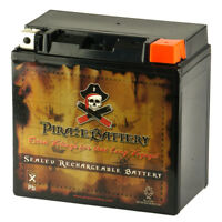 YTX14L-BS Motorcycle Battery for HARLEY-DAVIDSON XL XLH Sportster 1200CC 04-'16