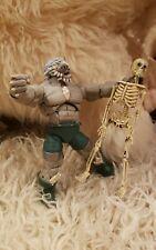 "Marvel legends Dc Icons Custom xmen Skeleton Figure 6"" Inch read description"