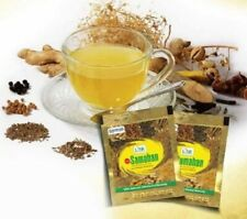 Link Samahan Instant Ayurveda Herbal Tea Natural Drink For Cough & Cold Remedy