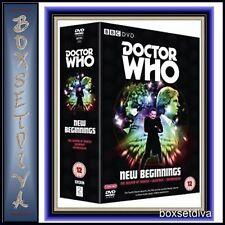 DOCTOR WHO - NEW BEGINNINGS -The Keeper of Traken / Logopolis / Castrovalva *DVD