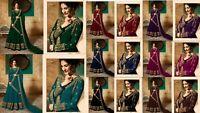 Anarkali Salwar Kameez Suit Indian Pakistani Dress Ethnic Bollywood PartyWear FM