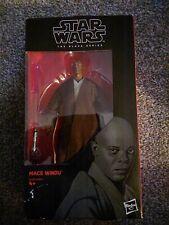 Star Wars Black Series 6 Inch Mace Windu Brand New