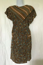 1ee25635ce03f VINTAGE GIANNI VERSACE SILK TOP SKIRT TWO PIECE OUTFIT ITALY S