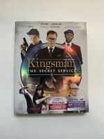 Kingsman: The Secret Service w/ Slipcover (Bluray, 2014) [BUY 2 GET 1]