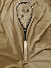 New listing Prince Squash Racket Tf Attack Titanium Force Lightly Used