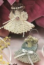 SWEET Little Country Angels/Decor/Crochet Pattern INSTRUCTIONS ONLY