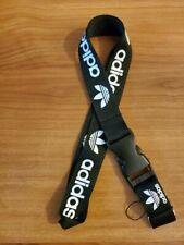 ADIDAS Lanyards Detachable Keychain ID Badge Phone Holder