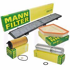 MANN Filterpaket Inspektionspaket BMW 1er E81 E82 E87 E88 116d 118d 120d 123d