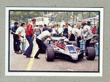 F1 GRAND PRIX - Panini 1980 - Figurina-Sticker n. 77 -New