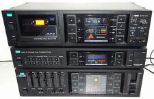 Sansui Classique A-1001 integrated amplifier T-1001 tuner D-79R cassette deck