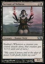 4x Servitrice di Nefarox - Servant of Nefarox MTG MAGIC M13 Magic 2013 Ita