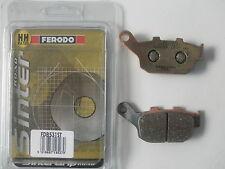 FERODO PASTIGLIE FRENO POSTERIORE TRIUMPH STREET TRIPLE 675 2007 >