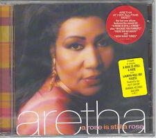 ARETHA FRANKLIN - A ROSE IS STILL A ROSE - CD ( NUOVO SIGILLATO )
