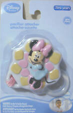 New Disney Minnie Pacifier Attacher