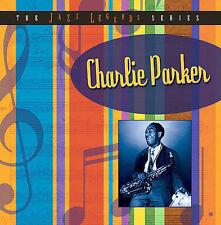 Charlie Parker - JAZZ LEGENDS CD - New