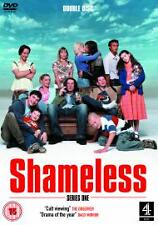 ? Shameless - Series 1 - Complete (DVD 2-Disc  new and sealed freepost