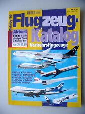 Flugzeug-Katalog Verkehrsflugzeuge 99 Verkehrsflugzeuge