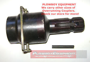 1 1/8 Live PTO for MASSEY FERGUSON Tractor Overrunning Coupler TE20 TO20 TO30