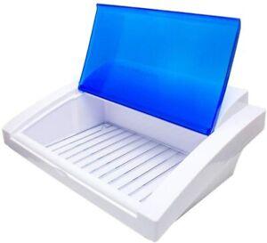 Sterilizzatore raggi UV lampada germicida parrucchiere barbiere estetista 8W