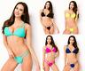 LA TUA MODA Bikini donna supersexy sensuale scollato triangolo brasiliano DD
