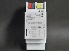 Gira EIB KNX IP-Router REG 2167 00 216700