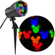 Disney Magic Holiday Mickey Mouse Fantastic Flurry LED Projection Spotlight