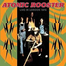 Atomic Rooster - Live In London 27th July 1972 [New CD] UK - Import