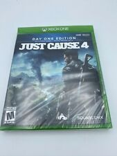 Just Cause 4 ~ Day One Edition ~ NEW Sealed Xbox One Video Game