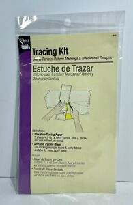 Dritz Tracing Kit- , 645 Use To Transfer Patterns And Markings & Neddlecraft Des