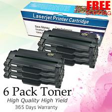 6PK MLT-D105L MLTD105S Toner cartridge For Samsung SCX-4600 SCX-4623F SCX-4623FW
