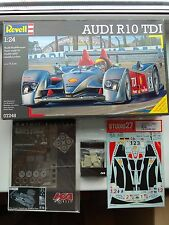 Audi R10 TDI Revell 1/24 + KA models Super Detail + Studio27 decal