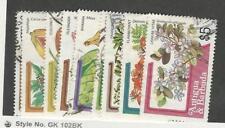 Antigua, British, Postage Stamp, #711//724 Used (9 Different), 1983