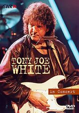Tony Joe White In Concert DVD Region 0 PAL NEW