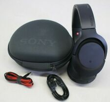 Sony MDR-100ABN h.ear Wireless Bluetooth Noise Cancelling Headphones - Black
