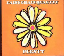 Daisy Chain Quartet / Plenty - Digipack