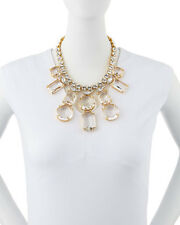 Kate Spade Opening Night Statement Necklace NWT Urban Modern Chic! Memorable!